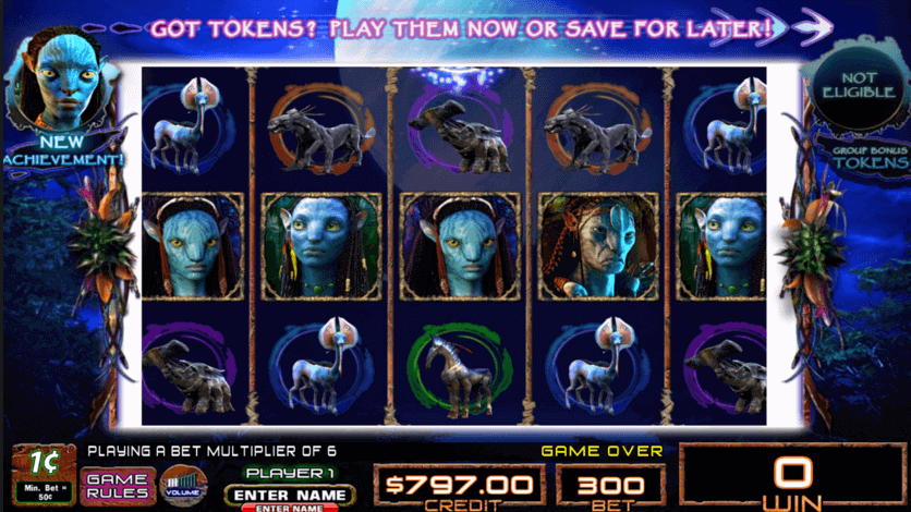 avatar slot android