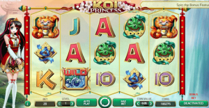 koi princess slot android